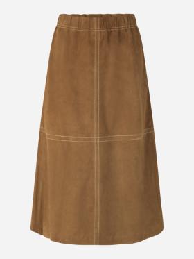 Munthe - Roux skind nederdel