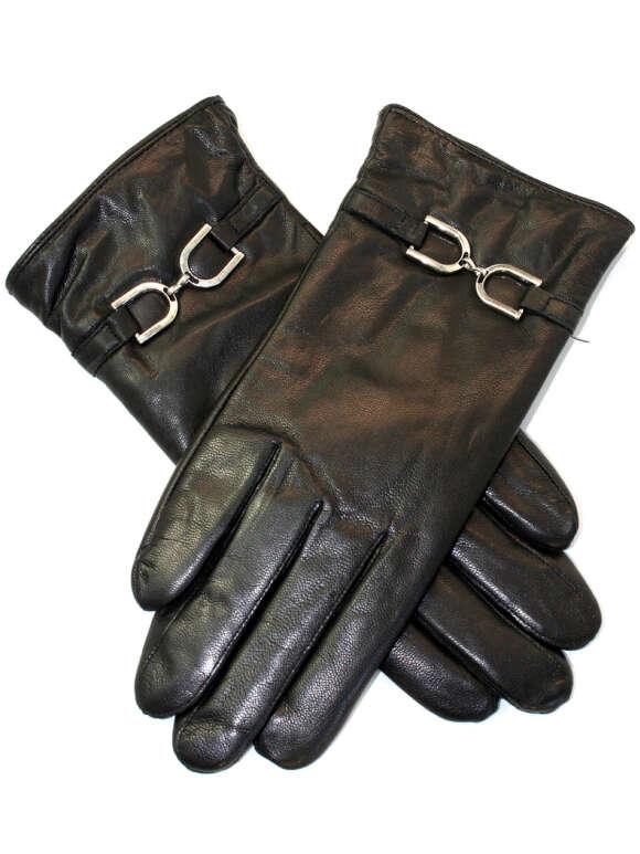 Randers Handsker - Handske Med Bisselspænde