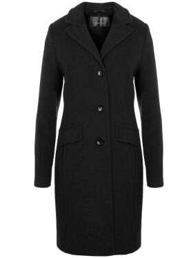 Lebek - Uld/cashmere frakke