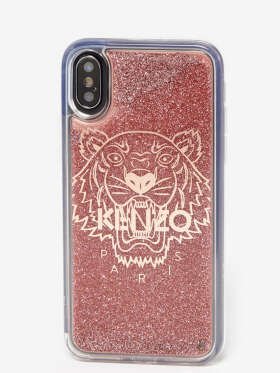 Kenzo - Tiger Glitter Iphone XS Max Cover