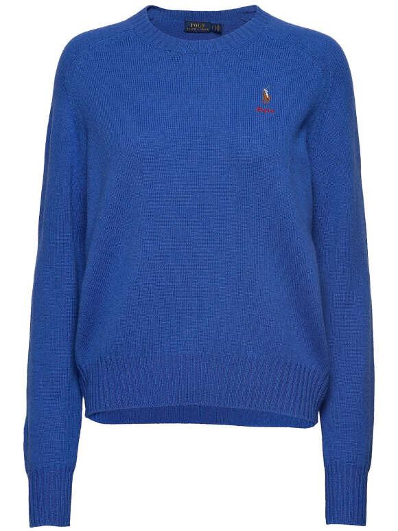 Polo Ralph Lauren - Wool Crewneck Sweater