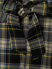 Polo Ralph Lauren - Checkered Plaid Skjorte Kjole