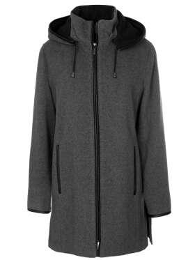 Hettemarks - MONIA Eksklusiv uld frakke