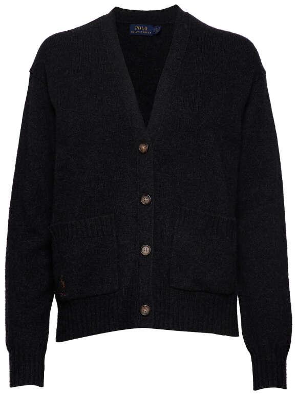 Polo Ralph Lauren - Wool Ls Cardigan
