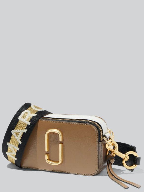 Marc Jacobs - The Logo Strap Snapshot Small Bag