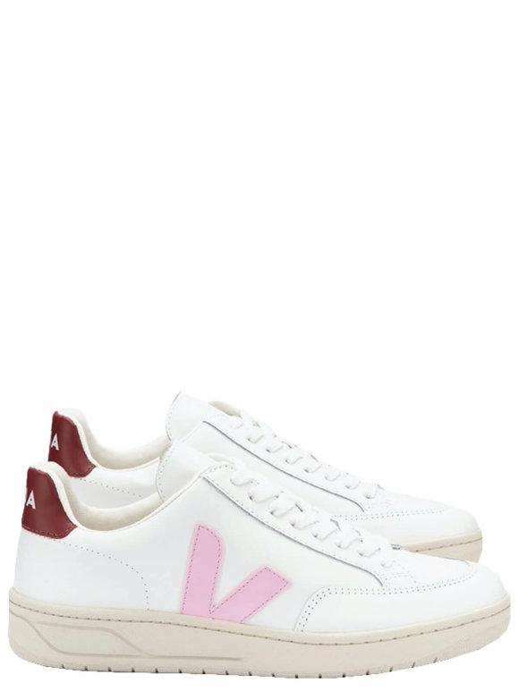 Veja - V-12 Leather Sneakers