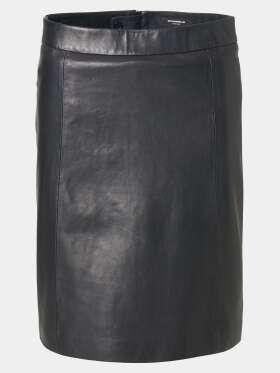 ROCKANDBLUE - NIXIE Klassisk Skind Nederdel