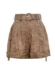 Zimmermann - EMPIRE Linen Shorts