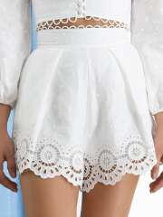 Zimmermann - BELLITUDE Elegant Shorts