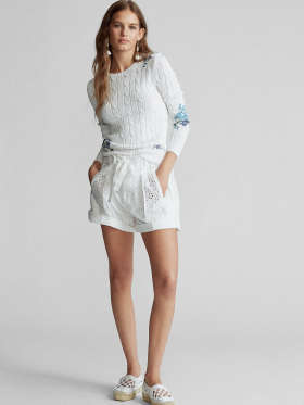 Polo Ralph Lauren - LRL Broderet Shorts