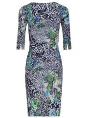 Smashed Lemon - Leo blomstret kjole