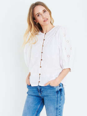 Pulz Jeans - VANESSA bomuld bluse