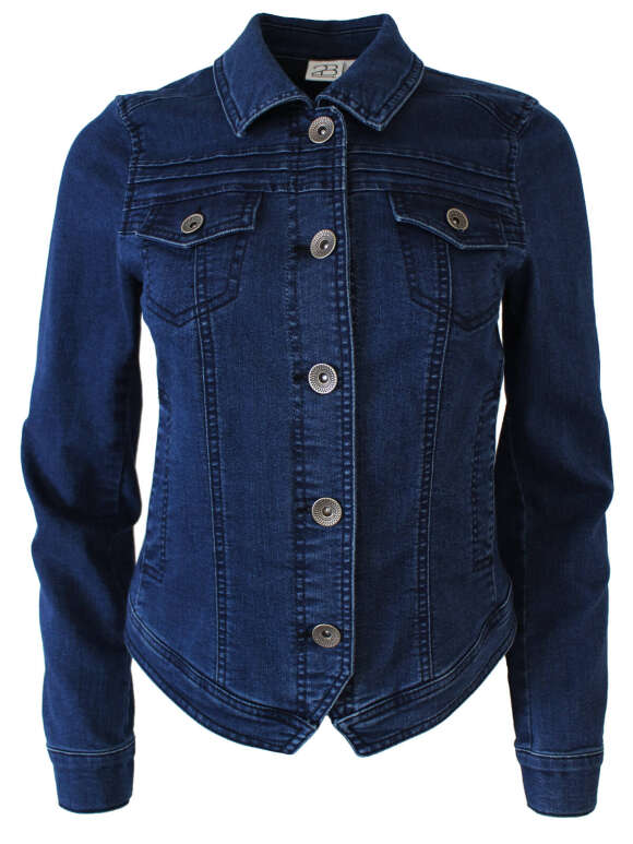 2-Biz - ANNE denim jakke