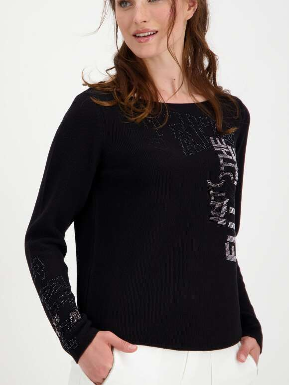 Monari - Fashionabel Strik