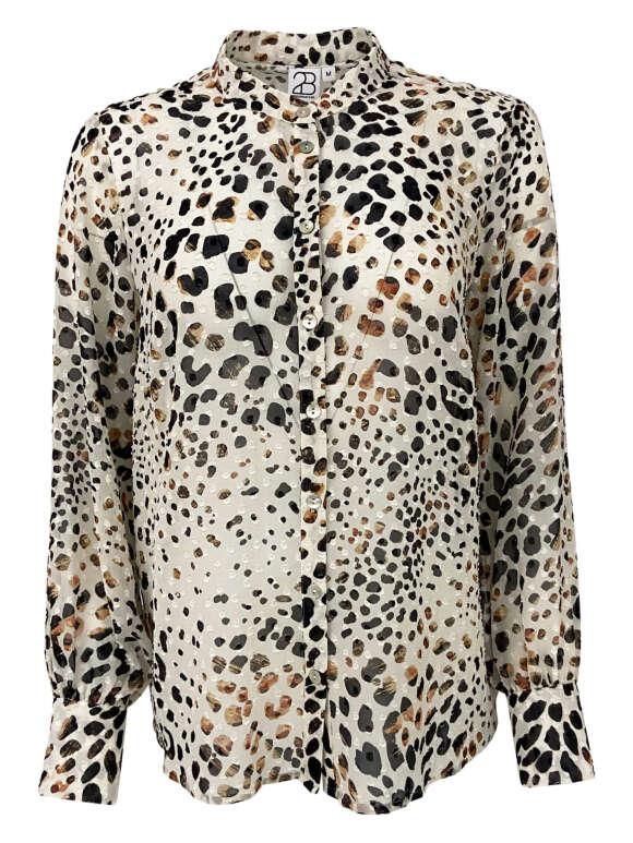 2-Biz - MYA Elegant Bluse