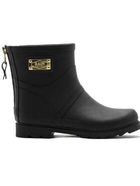 Rain By Lund - Plain Short Rubber Boots