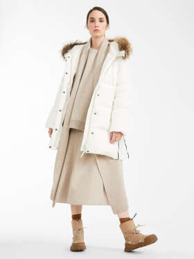 Weekend MaxMara - Bembo Eksklusiv Parka