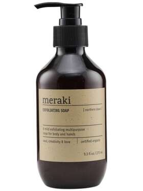 Meraki - Exfoliating soap