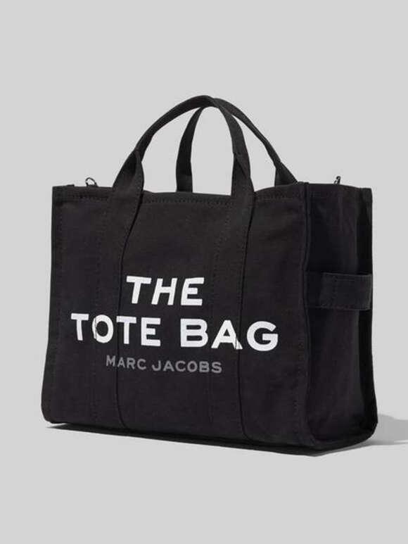 Marc Jacobs - SMALL TRAVELER Canvas Taske