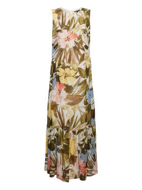 Esprit - Blomstret kjole