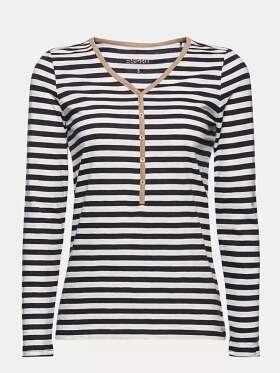 Esprit - Stribet T-shirt