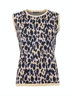 Micha - Vest Leopard