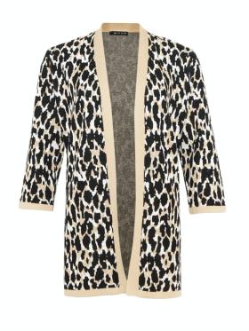 Micha - Leopard cardigan