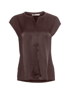 PBO - PBO Twigs t-shirt med silke