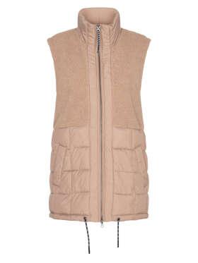 FREEQUENT - Olga teddy vest